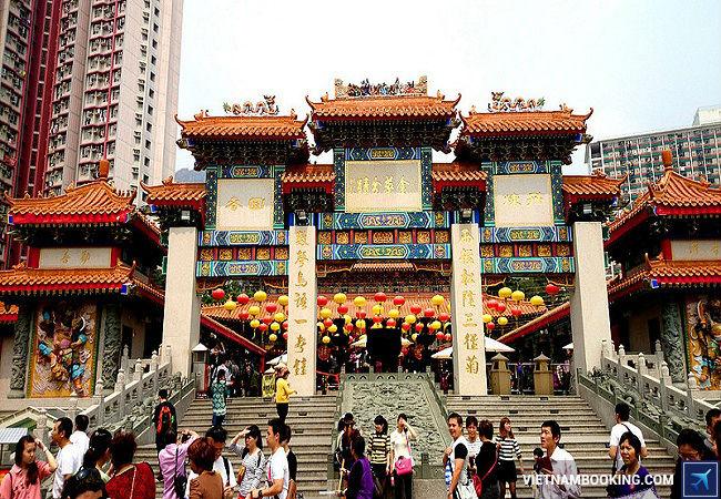 Tour du lịch Hong Kong giá rẻ