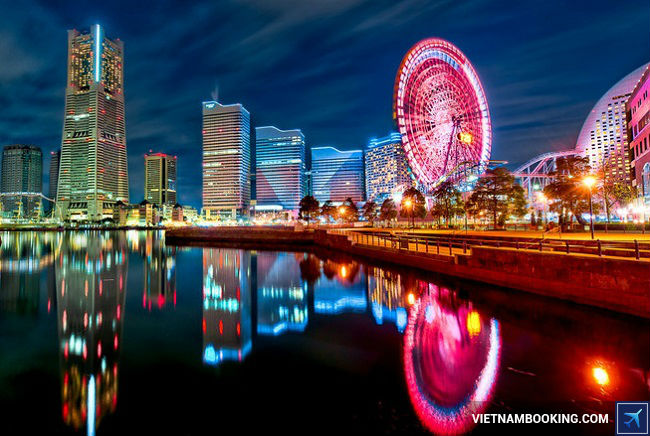 Tour du lịch giá rẻ Nhật Bản