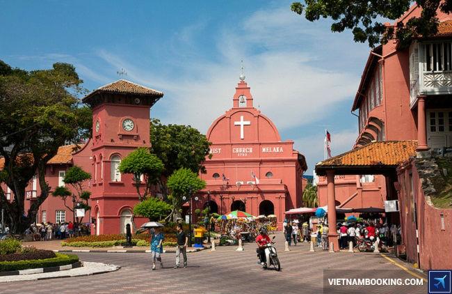 Tour du lịch Singapore Malaysia giá tốt