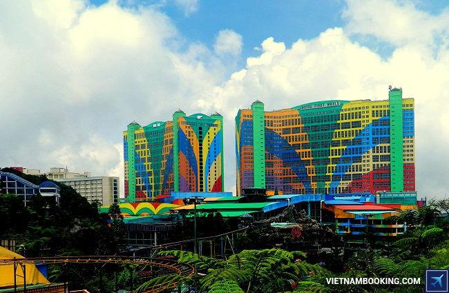 Tour du lịch giá rẻ Singapore Malaysia