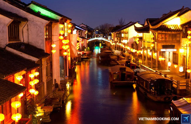 Tour du lịch Trung Quốc giá rẻ