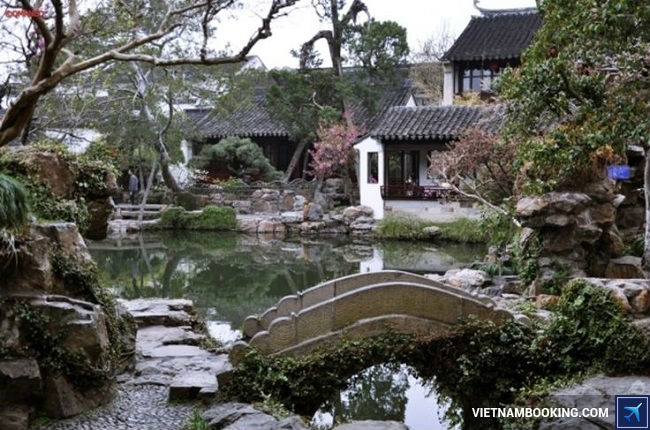Tour du lịch giá rẻ đi Trung Quốc
