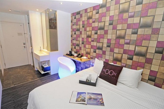 Khách sạn giá rẻ ở Singapore