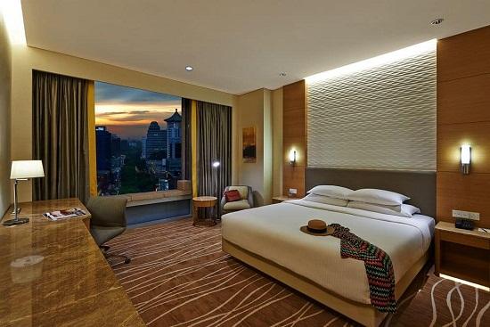 Khách sạn ở Singapore giá tốt