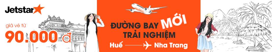 Ve may bay di Hue