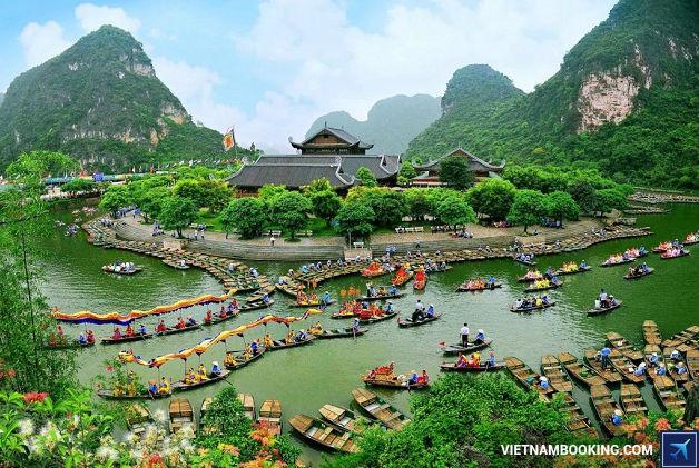 Mua tour du lịch Hà Nội, Tràng An, Ninh Bình
