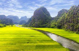 Du lịch Ninh Bình trải nghiệm kỳ thú