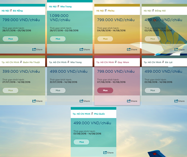 vietnam airlines khuyen mai hang tuan