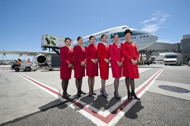 Vé máy bay Cathay Pacific giá rẻ