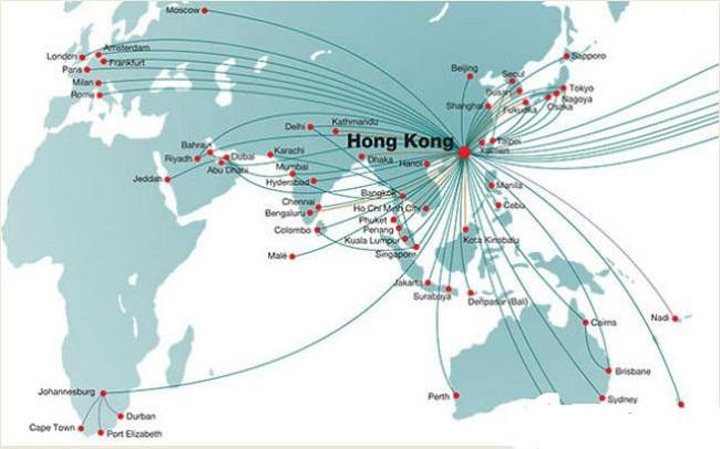 Vé máy bay giá rẻ Cathay Pacific