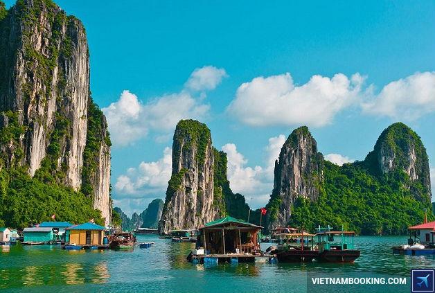 Mua tour du lịch Vịnh Hạ Long Chùa Ba Vàng Hà Nội