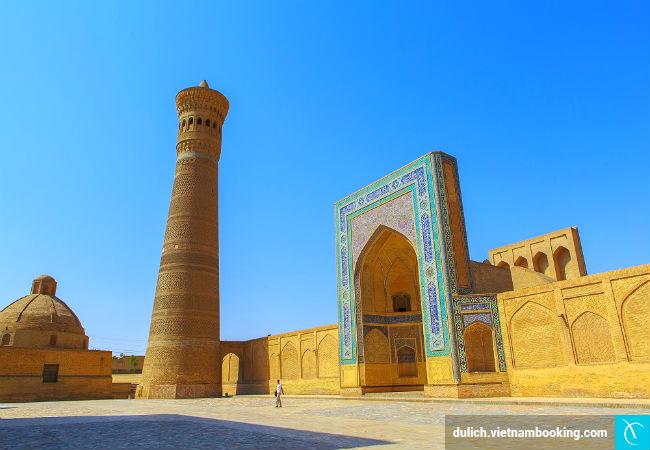 du lich uzbekistan gia re