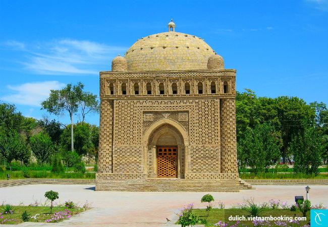 du lich uzbekistan