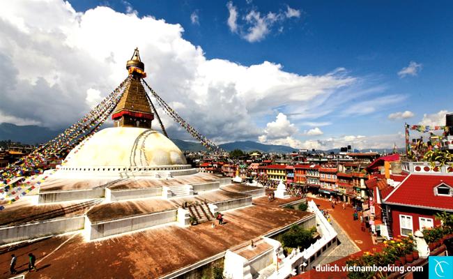 du lich nepal gia re