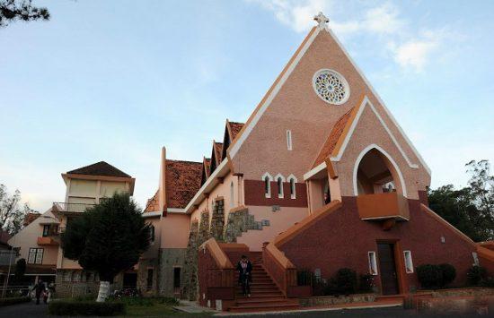 Nhà thờ Domain tại Đà Lạt