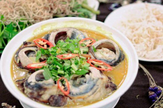 Mắt cá ngừ đại dương ở Tuy Hòa