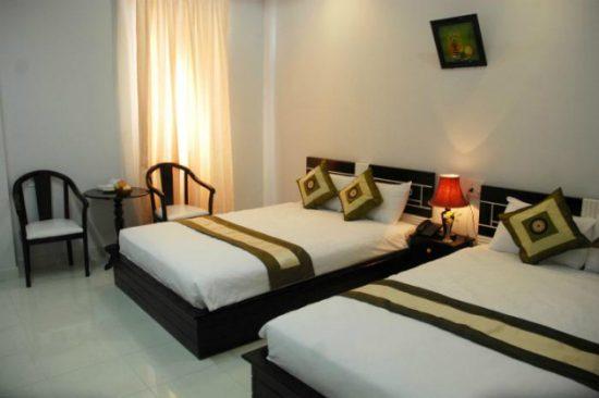 Phòng khách sạn ở Tuy Hòa