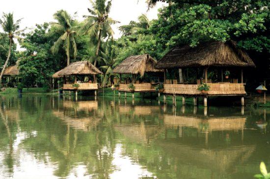 Khu du lịch Bình Quới, Sài Gòn