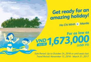 Cebu Pacific: Khám phá Manila với giá vé từ 75 USD