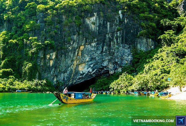 Tour du lịch Phong Nha Kẻ Bàng