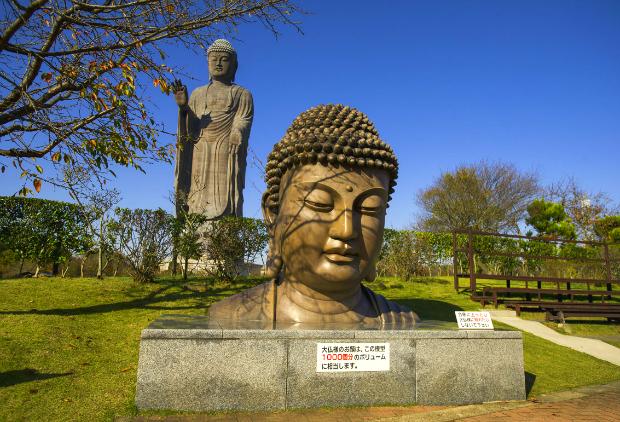 Tượng PhậtUshiku Daibutsu
