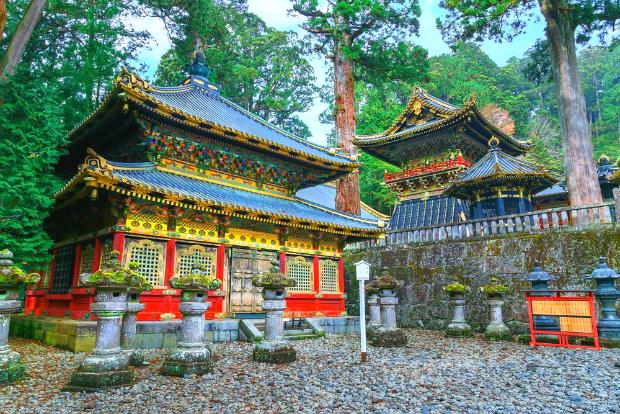 Đền Toshogu Nhật Bản