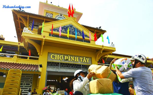 du lịch Sài Gòn 1 ngày