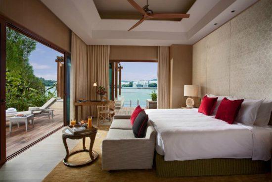 Khách sạn 5 sao ở singapore