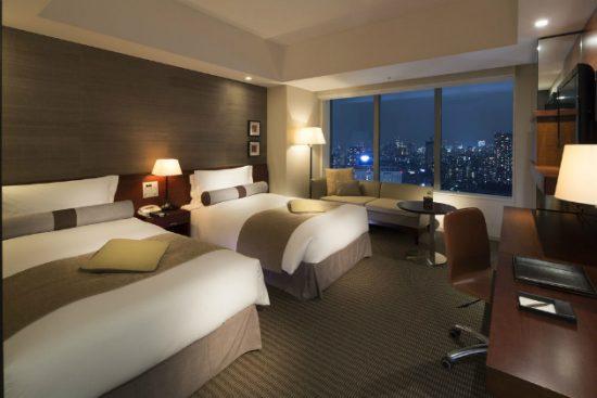 Khách sạn nổi tiếng ở Tokyo