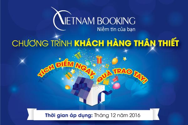 Cùng Việt Nam Booking: Tích điểm, rinh quà, bay vui! - 1