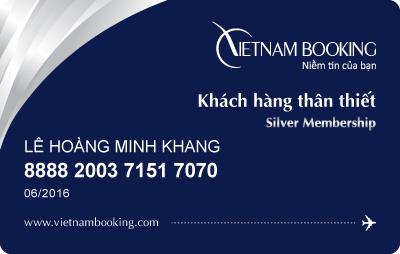Cùng Việt Nam Booking: Tích điểm, rinh quà, bay vui! - 3