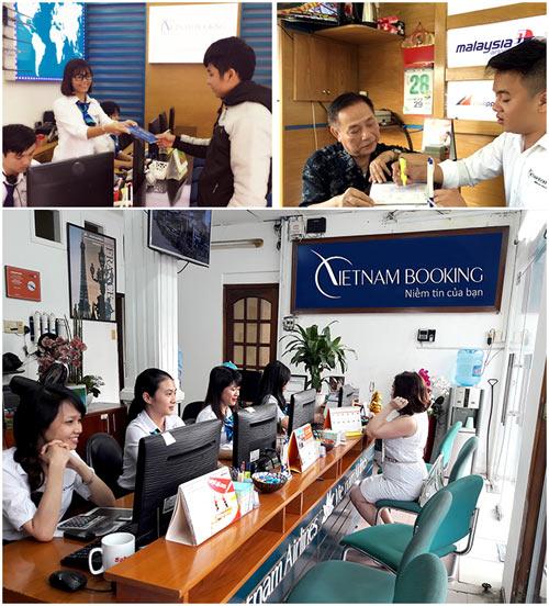 Cùng Việt Nam Booking: Tích điểm, rinh quà, bay vui! - 5