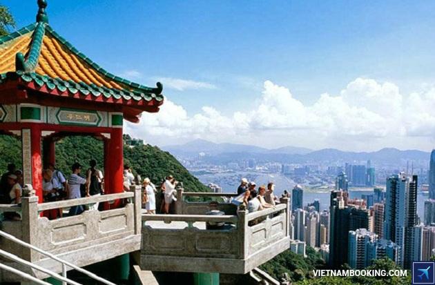 Đặt tour du lịch Hong Kong 4n3đ giá ưu đãi