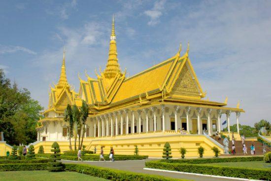 Đặt phòng khách sạn Campuchia