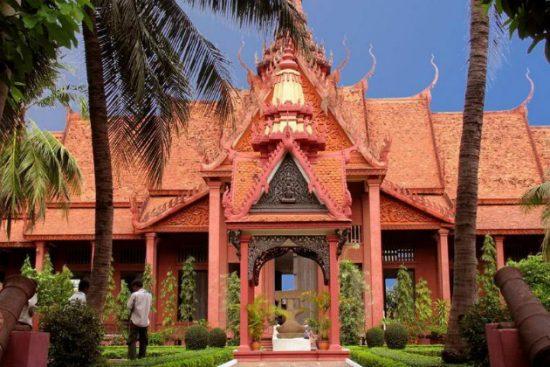 Đặt phòng khách sạn Campuchia giá rẻ