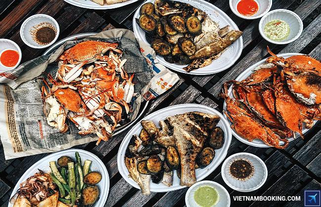 ăn gì khi đi du lịch côn đảo