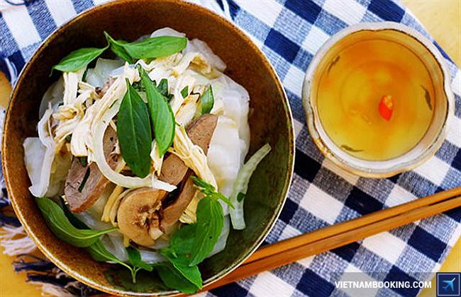 thưởng thức ẩm thực của du lịch Đà Lạt