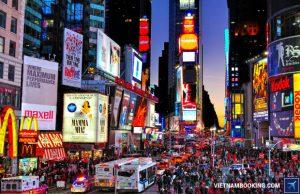 Du lịch Mỹ giá rẻ nhất