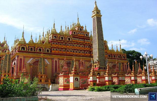 Kinh nghiệm du lịch Myanmar giá tốt
