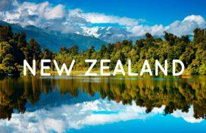 Những cảnh đẹp mê hồn của New Zealand