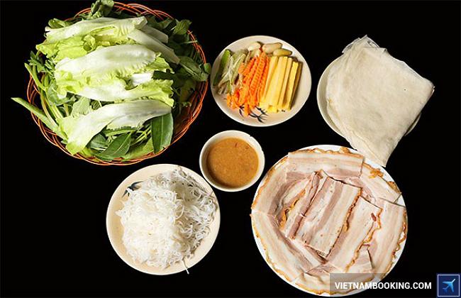 ẩm thực của du lịch Sài Gòn