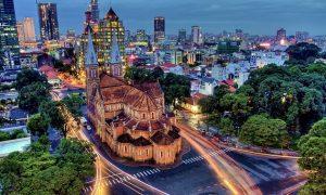 Sài Gòn – Hà Giang – Sủng Là – Lũng Cú 5N4Đ