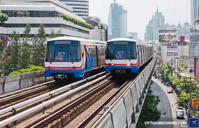 đi du lịch Thái Lan bằng phương tiện gì