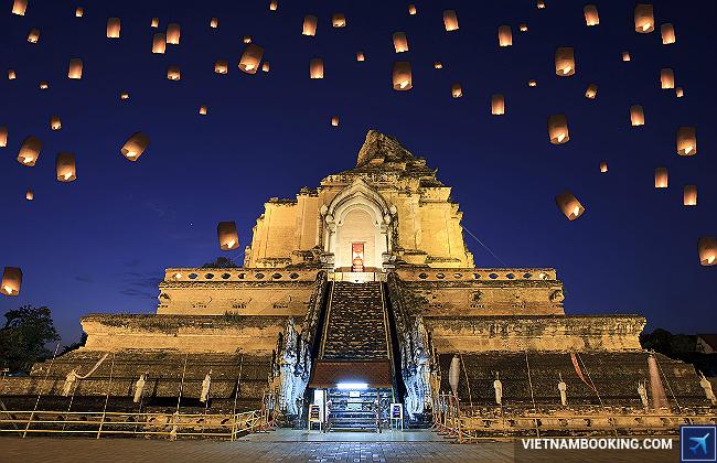 dặt tour du lịch Thái Lan giá rẻ