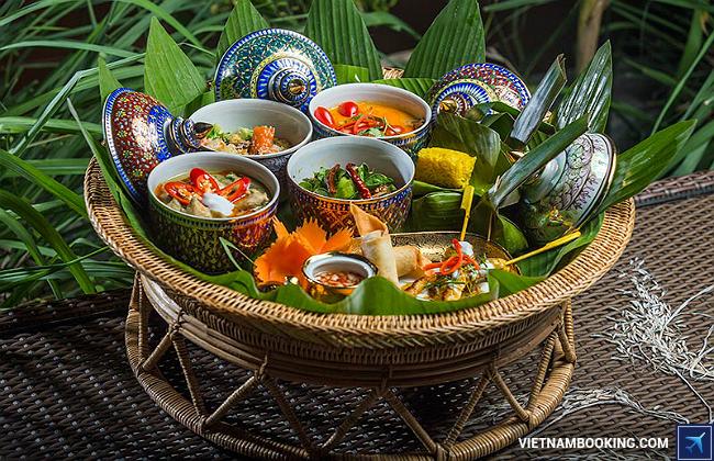 đi du lịch Thái Lan ăn gì