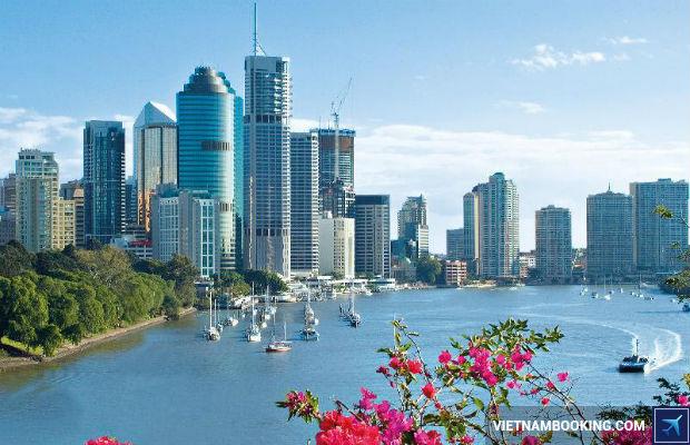 Đặt tour du lịch Úc