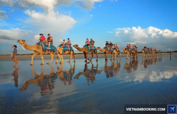 Kinh nghiệm du lịch Úc giá rẻ nhất