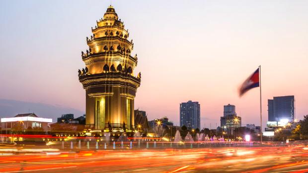 Du lịch Campuchia Tết