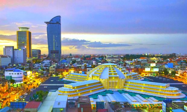 Tour du lịch Campuchia 4 ngày 3 đêm khám phá Bokor – Sihanoukville – Phnom Penh