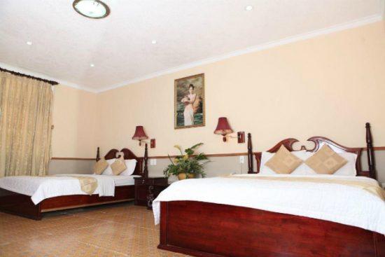 Khách sạn giá rẻ ở Cà Mau